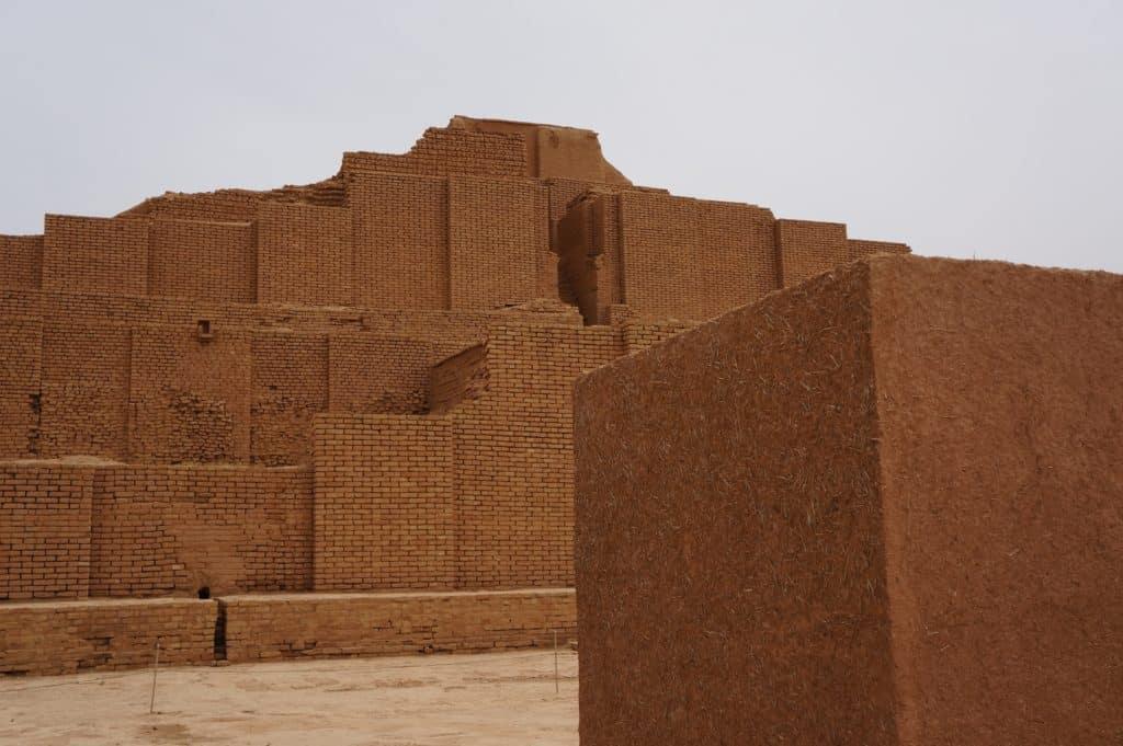 zigurat Čogha Zanbíl na seznamu UNESCO