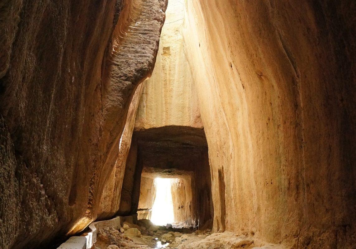 Vespasianus-Titus-tunel-Samandağ, Turecko, Blízký východ, Vit Ladtovka, Jaknacesty.cz
