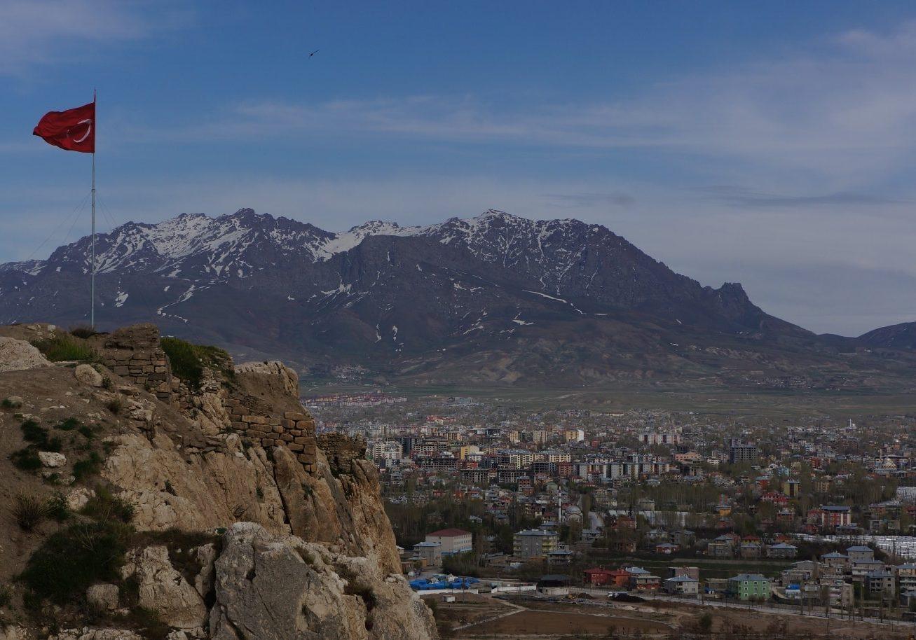 město-Van-Turecko